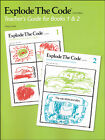 Explode the Code Teachers Guide for Books 1 and 2 2nd Edition