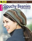 NEW Crochet Slouchy Beanies & Headwraps by Leisure Arts