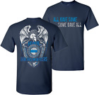 HONOR OUR FALLEN OFFICERS THIN BLUE LINE FLAG POLICE LIVES MATTER T SHIRT USA