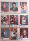 1978 SUPERMAN Trading Cards Complete Set! 77 Cards! 12 Stickers! HOORAY!