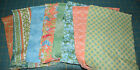 NEW 8 Fat Quarter Roll Paradise Audrey Jeane Roberts for Studio