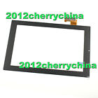 Touch Screen Digitizer Lens For Hewlett-Packard HP Slate7 Extreme 4450 BLACK
