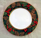 Fitz and Floyd Holiday Pine Dinner Plate