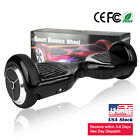 Electric Hover Board Scooter Mini Smart 2 Wheels Self Balancing Balance White