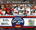 2011 PLAYOFF CONTENDERS HOBBY FOOTBALL - 2 BOX LOT 4 AUTOS PER BOX !