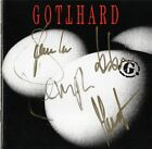 Gotthard - G. Fully signed Steve Lee 1996 Whitesnake Deep Purple Swiss RARE