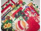 CHRISTMAS Holiday Quilt Fabric Quilting Squares Charm Pack 5 inch