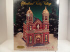 Collectable Heartland Valley Village hand painted Church Porcelain