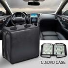 400 Disc CD DVD Bluray Storage Holder Solution Binder Book Carrying Case Sleeves