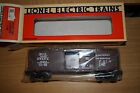 Lionel O gauge  Box car # 6-16244 year1993 road Duluth south shore