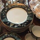 Service For 8 40 Pieces FITZ & FLOYD CHINOISERIE China  Chinese Chippendale