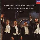 Carreras � Domingo � Pavarotti: The Three Tenors in Concert / Mehta, New Music