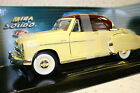 CHEVROLET BEL AIR 1950 1:18 DIECAST MODEL MIRA SOLIDO 8084