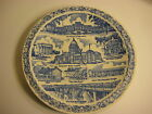 Vernon Kilns Little Rock Arkansas Souvenir Plate, 10 1/4