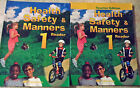 ABEKA Health Safety  Manners Grade 1 Reader and Teachers Edition NEW 1st