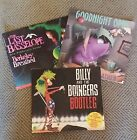 Bloom County Lot (3 books) Billy Boingers Last Basselope Goodnight Opus