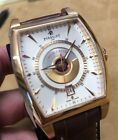 New Rare 18k Gold Perrelet a3008/3 Automatic Double Rotor Watch List $16,700