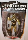 WWE Goldust Series 41 Ruthless Aggression Action Figure Wrestling Jakks