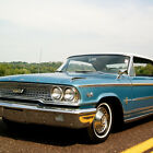 Ford Galaxie Galaxie 500 1963 ford galaxie 500 one family owned power steering power brakes
