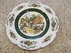 SONS ENGLAND ASCOT VILLAGE CHARGER SERVICE PLATE COTTAGE #1