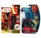 STAR WARS Sith Villains KYLO REN  DARTH MAUL 375 toy action figures awakens