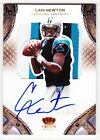 2011 Crown Royale CAM NEWTON Silhouette Rookie Patch Autograph # 199 PANTHERS