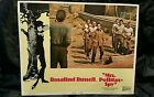 MRS POLLIFAX-SPY 1970 LITHOGRAPH LOBBY CARD #2, starring Rosalind Russell