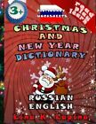 Christmas and New Year Russian English Pictionary Learn easy Russian for Ki
