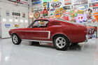 Ford Mustang FASTBACK 1968 ford mustang fastback 2 2 air cond front disc brakes 302 motor auto trans