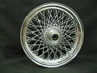 Chrome Ultima 80 Twisted Spoke 16x3