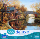 HOUSE BY THE RIVER~Mega Deluxe 1000 Piece Jigsaw Puzzle