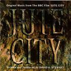 David A. Stewart-Jute City-BBC Soundtrack-CD-1991 Anxious German issue-ZD 75187