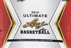 2012-13 Leaf Ultimate Basketball Hobby Box