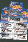 1997 Hot Wheels Die Cast Collectors Cars Lot of 7