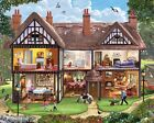 White Mountain USA Jigsaw Puzzle 1000 Pieces Summer House - NEW