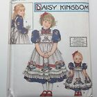 Simplicity 9424 Girls Dress Pinafore Daisy Kingdom Sewing Pattern Sz 3-6 Uncut