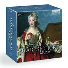 FRENCH HARPSICHORD MUSIC 29 CD NEW+ D'ANGLEBERT/CHAMBONNIERES/LE ROUX/+