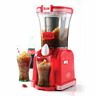 Coca Cola Slush Maker Machine Frozen Drink Kids Party Blender Healthy Smoothie