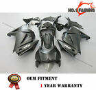 Molded ABS Matte Black Fairing Kit BodyWork for KAWASAKI NINJA 250R 2008-2012
