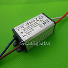 Waterproof Power Supply Led Driver For 10w Cob Led Chip 2-3pc Xpe Xpe2 Led Chip