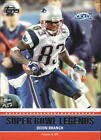 2011 Topps Super Bowl Legends #SBLXXXIX Deion Branch - NM-MT