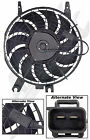 APDTY 731619 AC Condenser Cooling Fan Assembly 96 97 Toyota Corolla