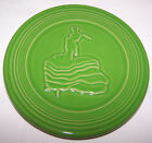 NEW FIESTAWARE TRIVET SHAMROCK GREEN DANCING LADY 1ST QUALITY FIESTA