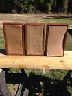 lot of 3 klh model 11 or 21 extension speakers tested and working