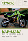 CLYMER REPAIR MANUAL Fits: Kawasaki KX60,KX80,KX80 Big Wheel