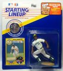 1991  RICKEY HENDERSON - Starting Lineup - SLU - Figure/Card/Coin - OAKLAND A' S
