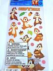 DISNEY VACATION Scrapbook Stickers Set CHIP  DALE