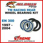 MX Rear Wheel Bearing Kit TM Racing EN300 EN 300 300cc 1997-2004, All Balls 25-1