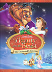 Walt Disney BEAUTY AND THE BEAST Enchanted Christmas Special Edition DVD
