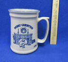 Red Wing Pottery Ceramic Beer Stein Mug Cup 1992 Merry Christmas Limited Edition